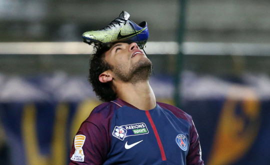 Neymar had been sponsored by Nike since the age of 13