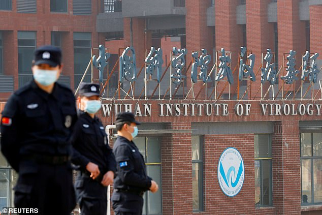 A UN inquiry is the only way of getting to the bottom of whether Covid emerged from a lab in Wuhan, experts have said. Pictured: The Wuhan Institute of Virology in China