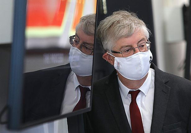 Through the looking glass: Mark Drakeford is an unlikely household name