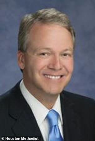 Marc Bloom (pictured), CEO of the hospital system, released a statement on Friday saying he stands by the decision to make employees get vaccinated