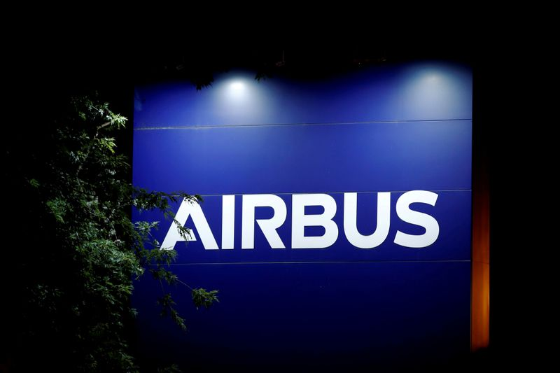 Airbus tells suppliers to plan for 18% output hike in 2022, sources say