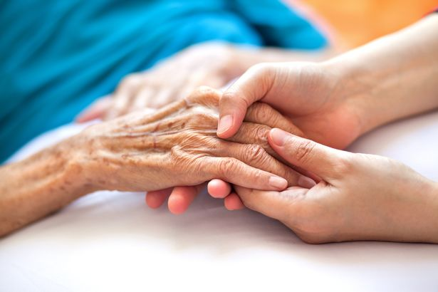Social care was almost entirely absent