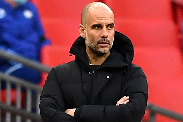 Pep Guardiola has urged his team to grasp their opportunity