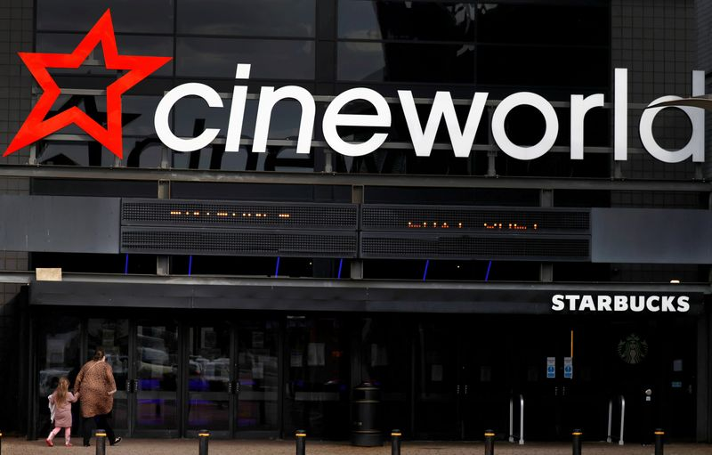 Cineworld investors approve all resolutions, but support for management pay weakens
