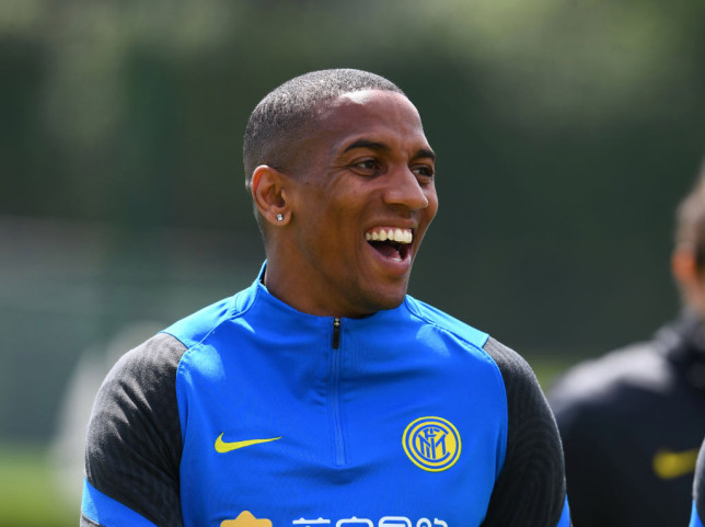 Young helped fire Inter to the Scudetto