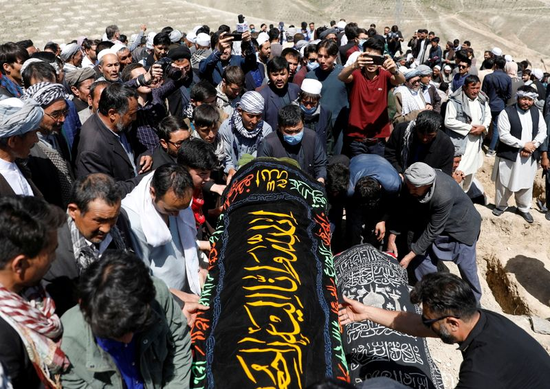 Days after bombing, Afghans despair at three-day limit to ceasefire