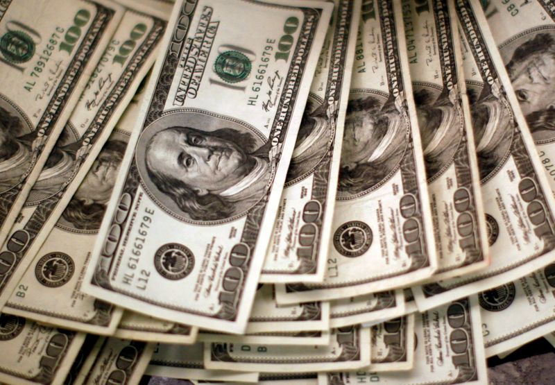 Dollar firms as traders brace for U.S. inflation gauge