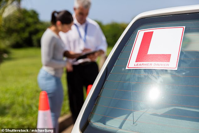 Many learner drivers have revealed their frustration at the currently long wait for driving tests