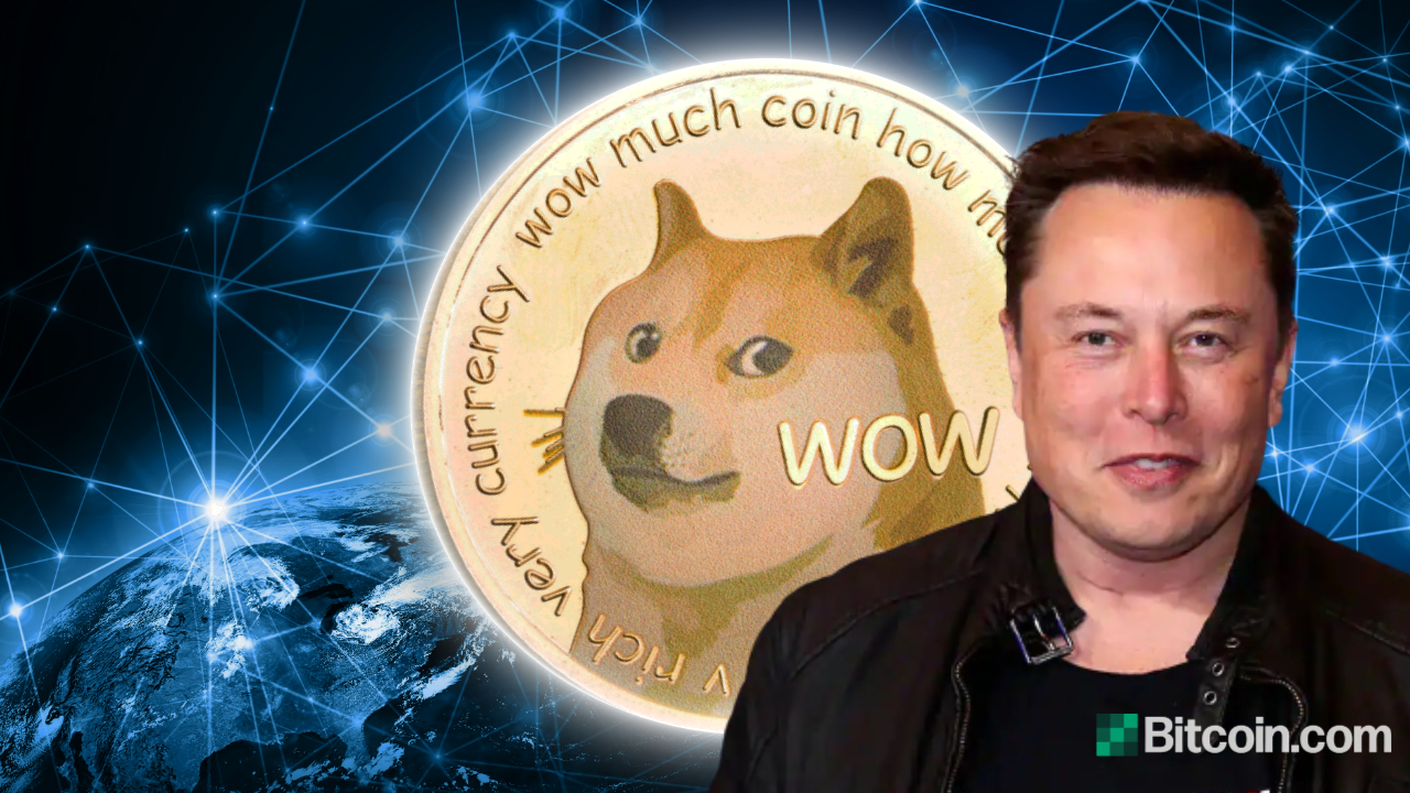Elon Musk Calls Dogecoin a Hustle and the Future of Currency That's 'Going to Take Over the World' on SNL