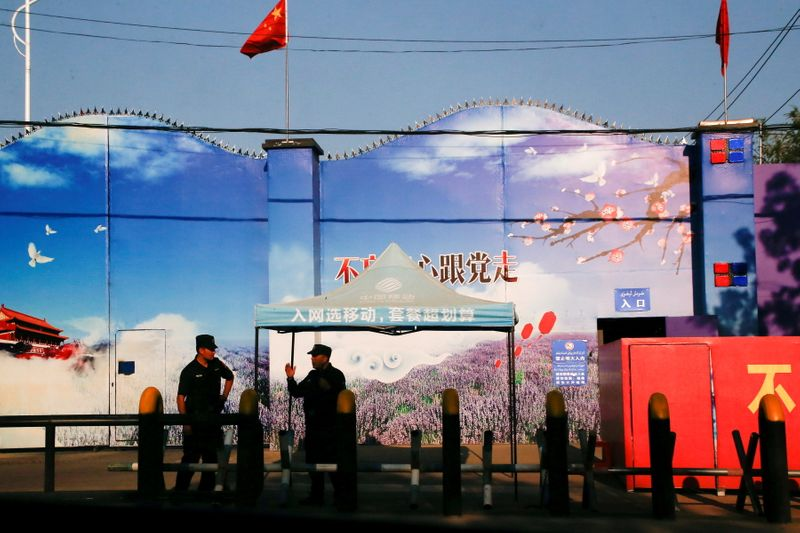 Exclusive - China urges U.N. states not to attend Xinjiang event next week