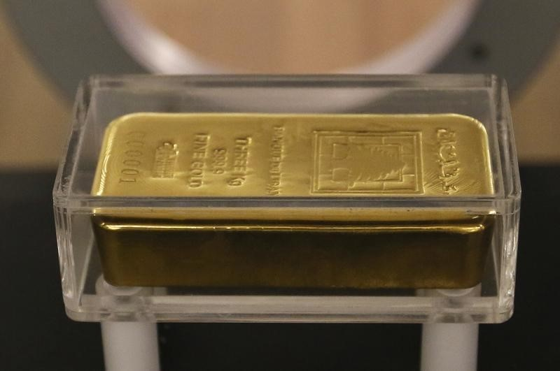 """Gold Down as """"Fed Speak"""" Seeks to Calm Inflation Fears"""