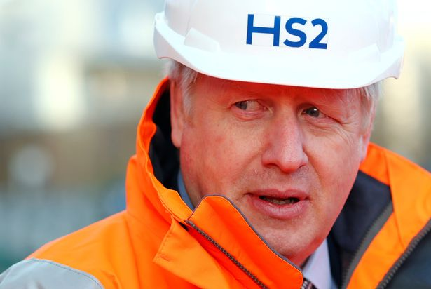 Plans for HS2's eastern flank were thrown into doubt in December despite broad support from the PM