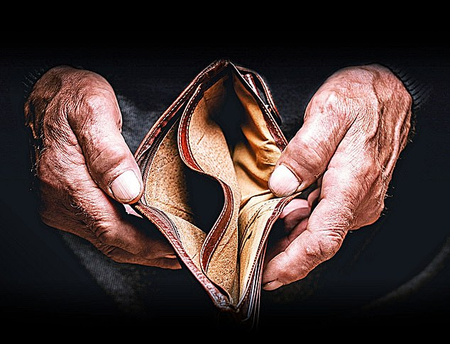 Pressure: The Department for Work and Pensions is being urged to do more to ensure that every one entitled to a pension is aware of their right to claim