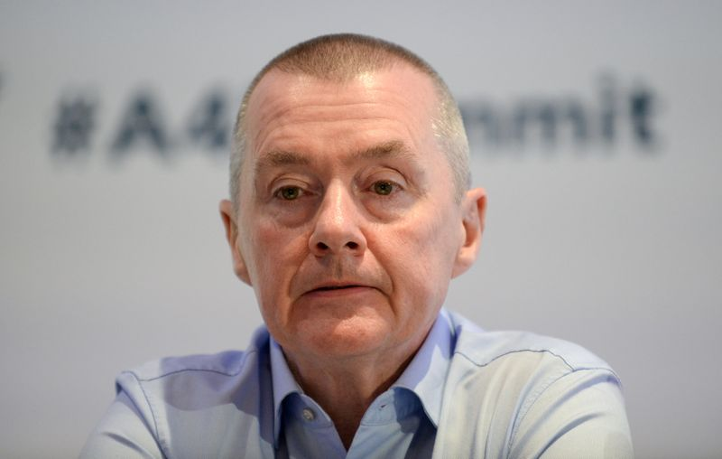 IATA chief pours cold water on Airbus jet output increase