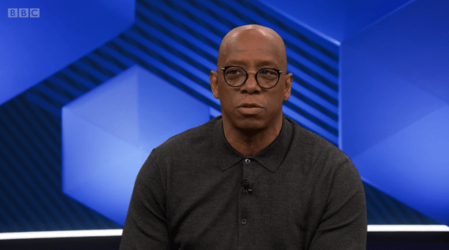 Ian Wright believes Thomas Tuchel made a 'mistake' during the FA Cup final