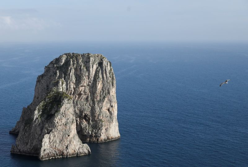 Italy's Capri wants protection from illegal fishing, boat congestion