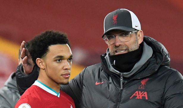 Trent Alexander-Arnold is back in the England squad
