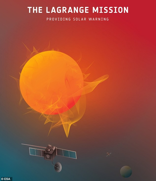 The new space weather mission, yet to be properly christened, will keep constant watch over the Sun, sending back a steady stream of data to ESA's Space Weather Service Network