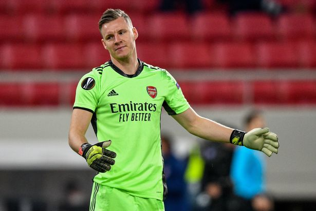Arsenal goalkeeper Bernd Leno has been linked with a summer transfer