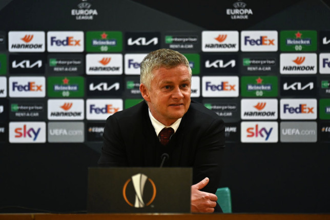 Manchester United boss Ole Gunnar Solskjaer reacts to Villarreal beating Arsenal and previews Europa League final
