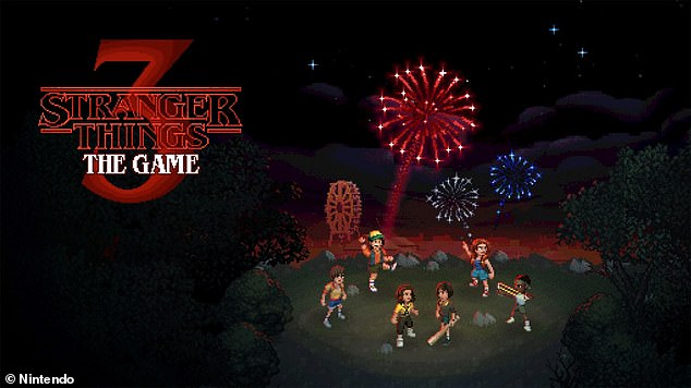 Stranger Things 3: The Game is a collaboration between Netflix and BonusXP and is available on mobile devices and consoles