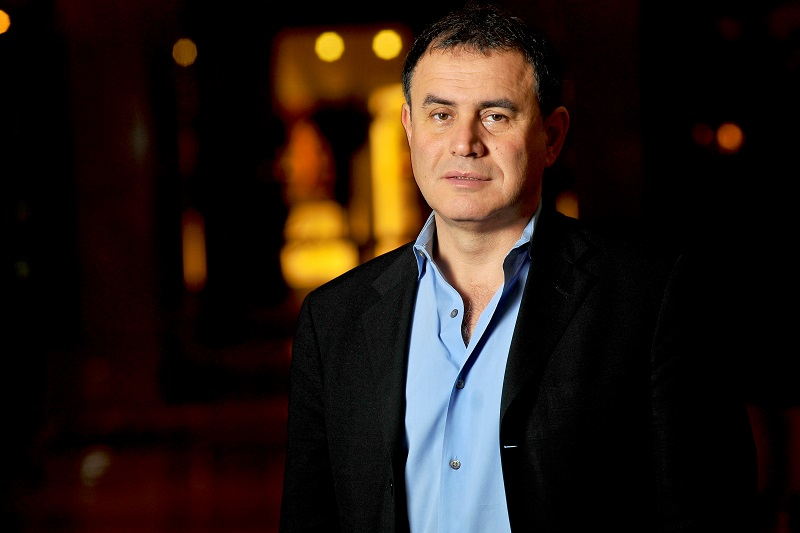 """Nouriel Roubini says Bitcoin and cryptocurrencies look """"like a bubble"""""""
