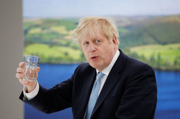 Prime Minister Boris Johnson is remodelling the waste disposal system