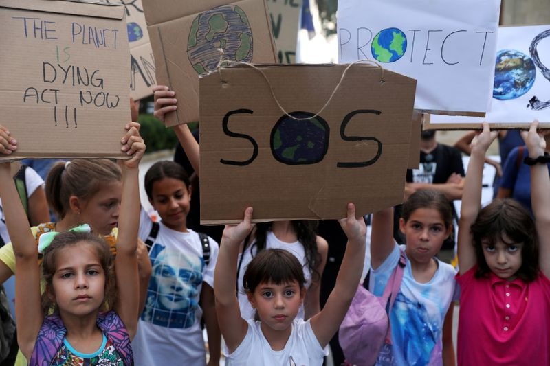 Pressure builds for schools to put climate change study on curriculum