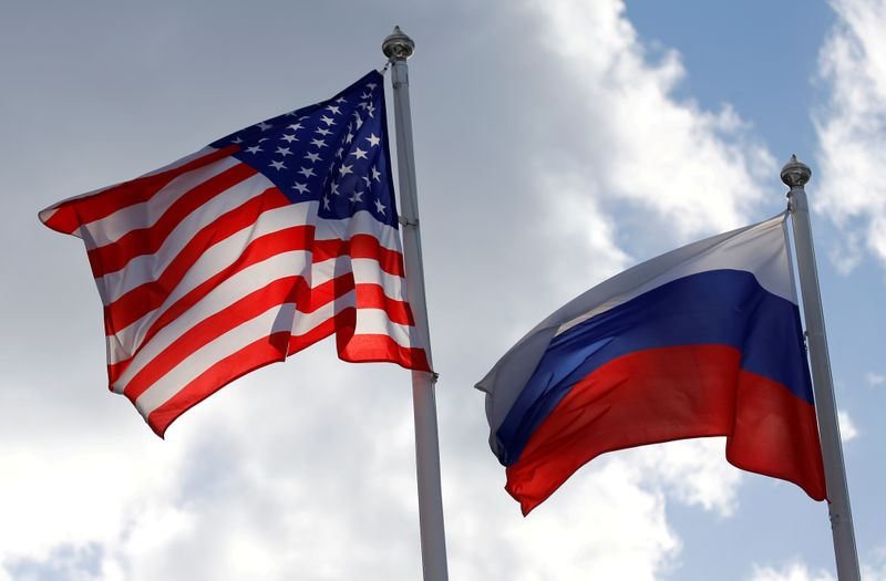 Russia says U.S. decision not to rejoin Open Skies arms pact is 'political mistake'
