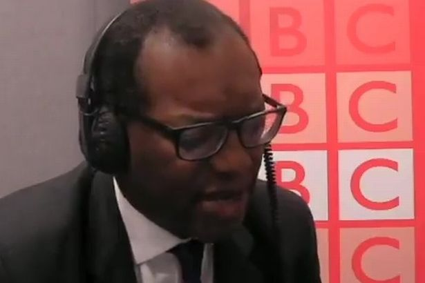 Kwasi Kwarteng offered the weak defence of the government's approach to care homes