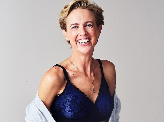 Working out the type of bra she would require post-surgery was, understandably, not at the forefront of Helen Addis's mind when she underwent a mastectomy for breast cancer, at the age of 39