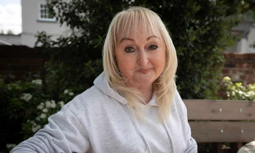 Jenni Hicks, pictured at home in Liverpool, on the day after the collapse of the trial of two South Yorkshire police officers and a solicitor who were charged with perverting the course of justice.