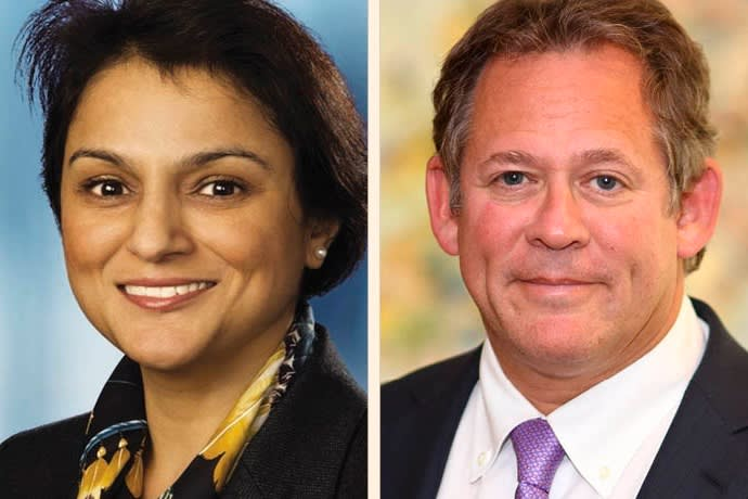 Sonal Desai of Franklin Templeton says that now, 'inflation may have more legs', whileBlackRock's Rick Rieder said Wednesday's CPI report was 'jaw-dropping'
