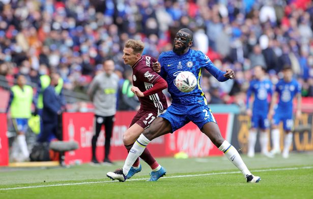 Antonio Rudiger was quick to react on Twitter following Chelsea's defeat