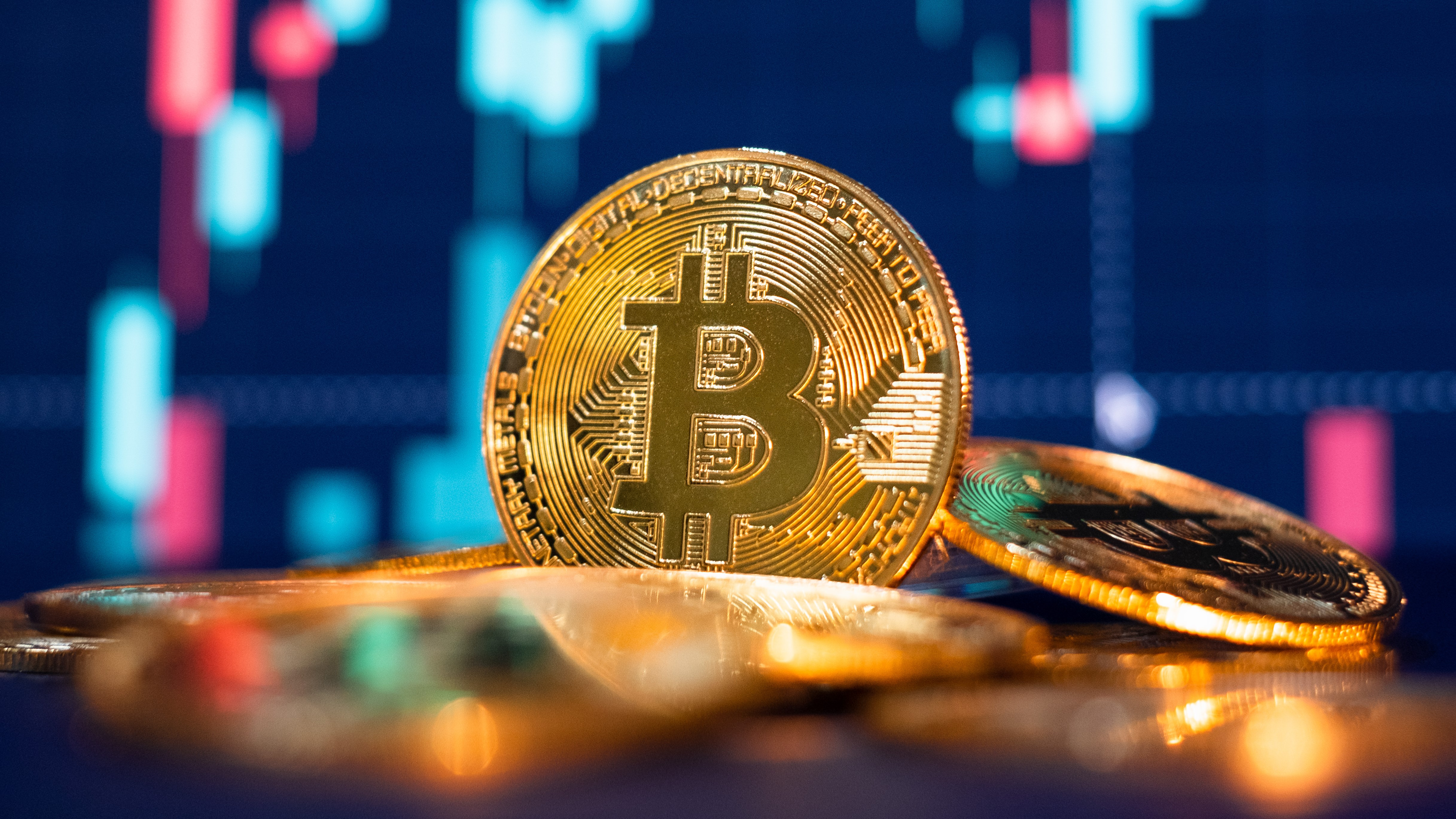 Top cryptocurrency listed — Bitcoin