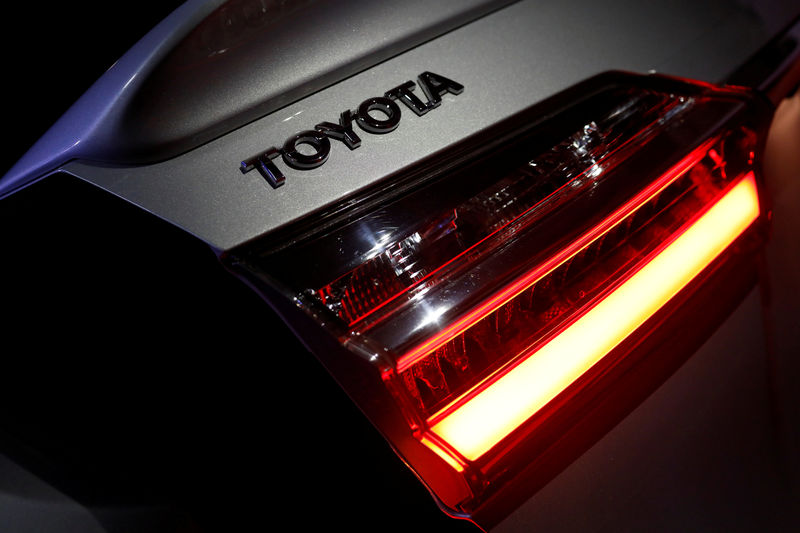 Toyota Gains As Profit More Than Doubles Positive Outlook, Buyback Help Mood