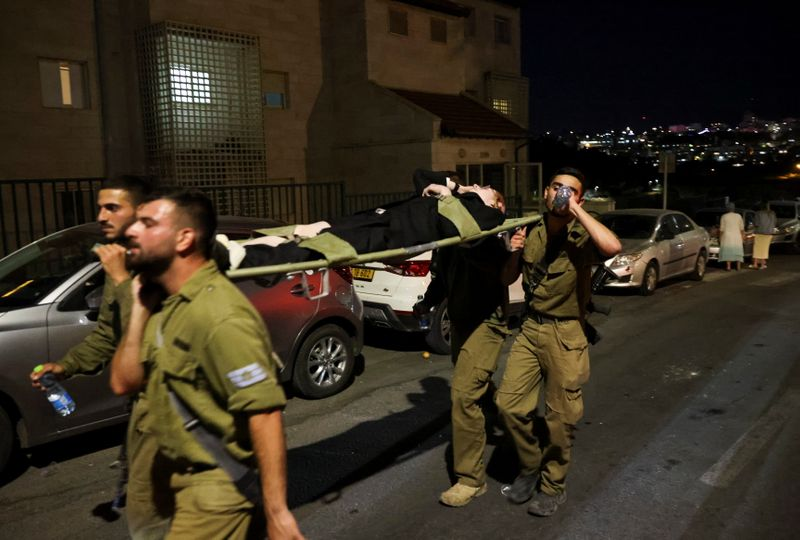 Two dead, dozens hurt in Israeli synagogue accident - ambulance service
