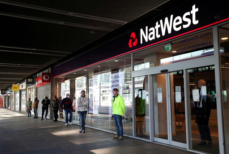 UK government kicks off sale of 5% stake in NatWest