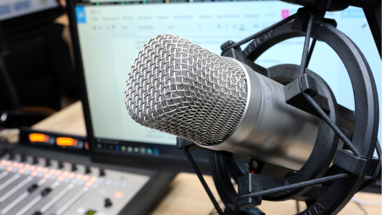 Ukraine's Public Radio Launches Podcast With an Episode on Bitcoin