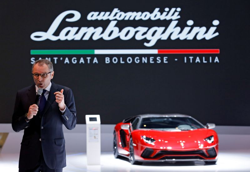 VW says Lamborghini is not for sale after reported $9.2 billion bid