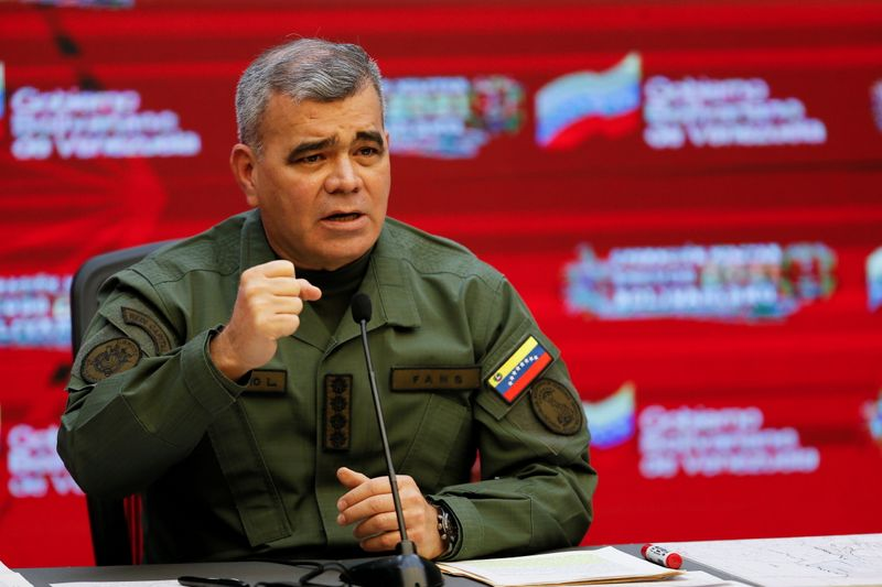 Venezuela says eight soldiers captured in combat with Colombian groups