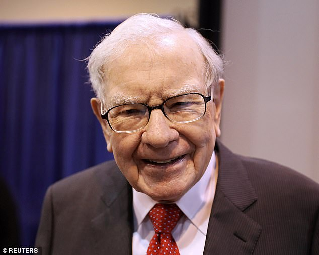 Sage advice: WarrenBuffett and said armchair stockpickers should simply invest in US stock market tracker funds