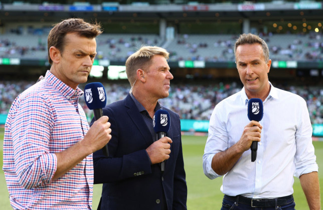 Michael Vaughan fears for 'fragile' England ahead of the Ashes