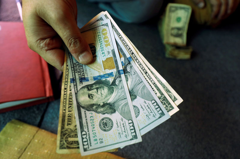 Dollar Up, Investors Turn to Safety Over Lingering COVID-19 Fears