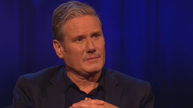 Keir Starmer became emotional addressing the loss of his mother