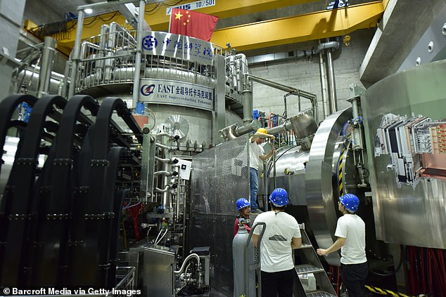 Purpose: The device is designed to replicate the nuclear fusion process that occurs naturally in the sun and stars to provide almost infinite clean energy. It wascompleted late last year