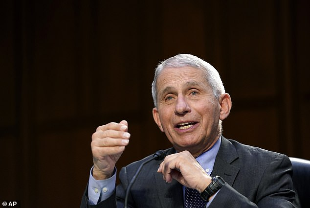 Dr Fauci has said that a third booster shot will be necessary for Americans to remain safe from virus variants. Early trials from Pfizer show Americans could need their third shot as early as September