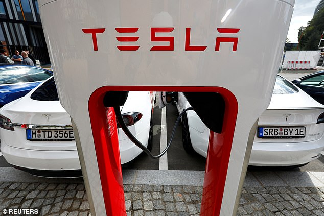 It's possible the restaurants could be located at or near the company's Supercharger stations, of which there are more than 2,500 around the world.
