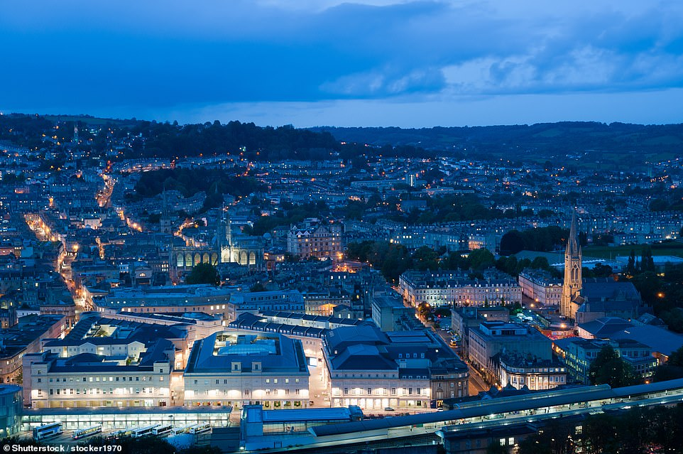 Bath is the first city in England to introduce a Clean Air Zone outside of London - though it currently doesn't impact car drivers