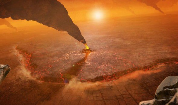 Venus may have ongoing volcanism today